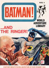 Cover for Batman World Adventure Library (World Distributors, 1966 series) #1