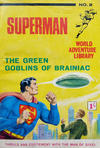 Cover for Superman World Adventure Library (World Distributors, 1967 series) #2