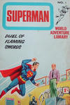 Cover for Superman World Adventure Library (World Distributors, 1967 series) #1