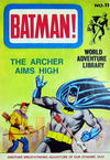 Cover for Batman World Adventure Library (World Distributors, 1966 series) #11