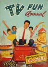 Cover for TV Fun Annual (Amalgamated Press, 1957 series) #1960