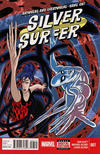 Cover for Silver Surfer (Marvel, 2014 series) #7