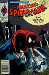 Cover for The Amazing Spider-Man (Marvel, 1963 series) #308 [Newsstand]
