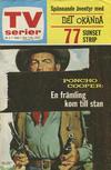 Cover for TV-serier [delas] (Åhlén & Åkerlunds, 1963 series) #5/1965