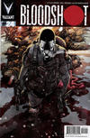 Cover Thumbnail for Bloodshot (2014 series) #24 [Cover A - Rafa Sandoval]