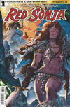 Cover for Red Sonja (Dynamite Entertainment, 2013 series) #13 [Variant Cover]