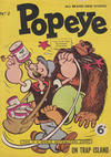 Cover for Popeye (World Distributors, 1957 series) #2