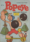 Cover for Popeye (World Distributors, 1957 series) #3