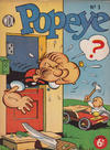 Cover for Popeye (World Distributors, 1950 ? series) #3