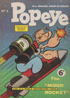 Cover for Popeye (World Distributors, 1957 series) #5