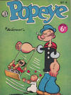 Cover for Popeye (World Distributors, 1950 ? series) #4