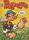 Cover for Popeye (World Distributors, 1950 ? series) #15