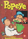 Cover for Popeye (World Distributors, 1950 ? series) #23
