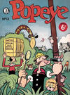 Cover for Popeye (World Distributors, 1950 ? series) #12