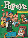 Cover for Popeye (World Distributors, 1950 ? series) #22