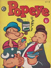 Cover for Popeye (World Distributors, 1950 ? series) #19