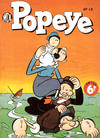 Cover for Popeye (World Distributors, 1950 ? series) #18
