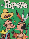 Cover for Popeye (World Distributors, 1950 ? series) #16