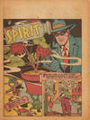Cover for The Spirit (Register and Tribune Syndicate, 1940 series) #6/18/1944 [No date]