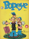 Cover for Popeye (World Distributors, 1950 ? series) #9