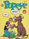 Cover for Popeye (World Distributors, 1950 ? series) #10