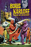 Cover for Boris Karloff Tales of Mystery Archives (Dark Horse, 2009 series) #6