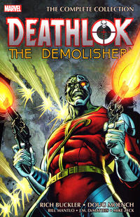 Cover Thumbnail for Deathlok the Demolisher: The Complete Collection (Marvel, 2014 series)