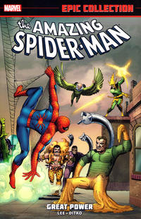 Cover Thumbnail for Amazing Spider-Man Epic Collection (Marvel, 2013 series) #1 - Great Power