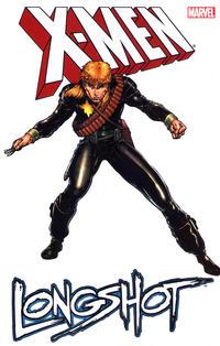 Cover Thumbnail for X-Men: Longshot (Marvel, 2013 series)