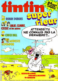 Cover Thumbnail for Super Tintin (Le Lombard, 1978 series) #32