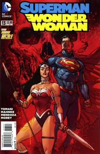 Cover Thumbnail for Superman / Wonder Woman (DC, 2013 series) #13