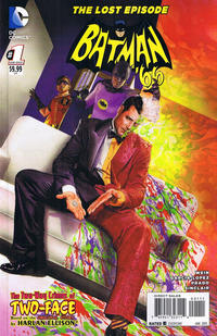Cover Thumbnail for Batman '66 The Lost Episode (DC, 2015 series) #1