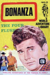 Cover Thumbnail for Bonanza World Adventure Library (World Distributors, 1967 series) #2