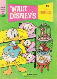 Cover Thumbnail for Walt Disney's Comics (W. G. Publications; Wogan Publications, 1946 series) #324