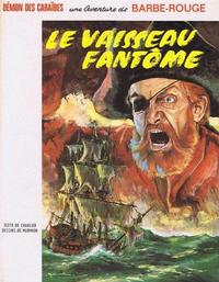 Cover Thumbnail for Barbe-Rouge (Dargaud, 1961 series) #6 - Le vaisseau fantôme
