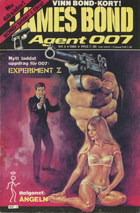 Cover Thumbnail for James Bond (Semic, 1965 series) #3/1986