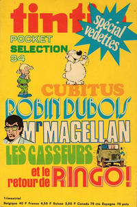 Cover Thumbnail for Tintin Sélection (Dargaud, 1968 series) #34