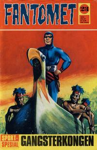 Cover Thumbnail for Fantomet (Romanforlaget, 1966 series) #23/1970
