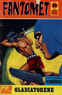 Cover Thumbnail for Fantomet (Romanforlaget, 1966 series) #10/1971