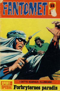 Cover Thumbnail for Fantomet (Romanforlaget, 1966 series) #13/1971