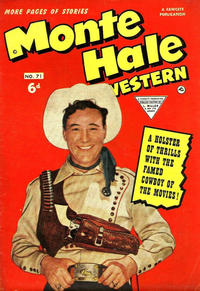 Cover Thumbnail for Monte Hale Western (L. Miller & Son, 1951 series) #71