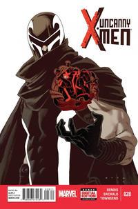 Cover Thumbnail for Uncanny X-Men (Marvel, 2013 series) #28