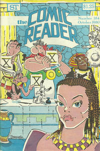 Cover Thumbnail for Comic Reader (Street Enterprises, 1973 series) #184