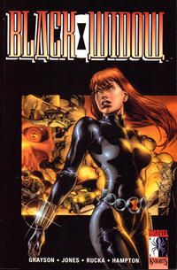 Cover Thumbnail for Black Widow (Marvel, 2001 series)