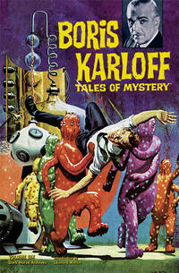 Cover Thumbnail for Boris Karloff Tales of Mystery Archives (Dark Horse, 2009 series) #6