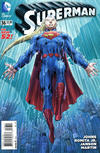 Cover for Superman (DC, 2011 series) #36