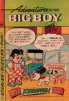 Cover for Adventures of the Big Boy (Webs Adventure Corporation, 1957 series) #144 [West]