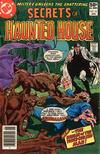 Cover Thumbnail for Secrets of Haunted House (1975 series) #32 [Newsstand Edition]