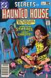 Cover Thumbnail for Secrets of Haunted House (1975 series) #40 [Newsstand]