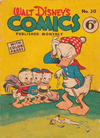 Cover for Walt Disney's Comics (W. G. Publications; Wogan Publications, 1946 series) #30